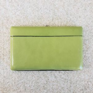 Abas Full Frame Leather Clutch Wallet